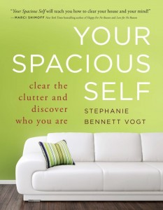 book cover art -your spacious self