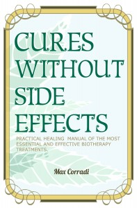 cures without side effects front