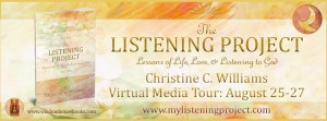 Banner- Virtual Media Tour Christine C. Williams