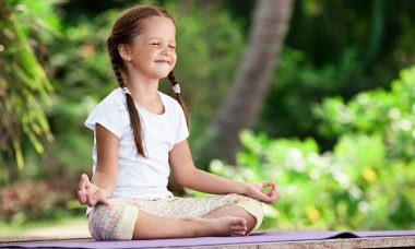 Teach Children Meditation