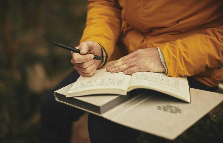 The Spiritual Power of Writing